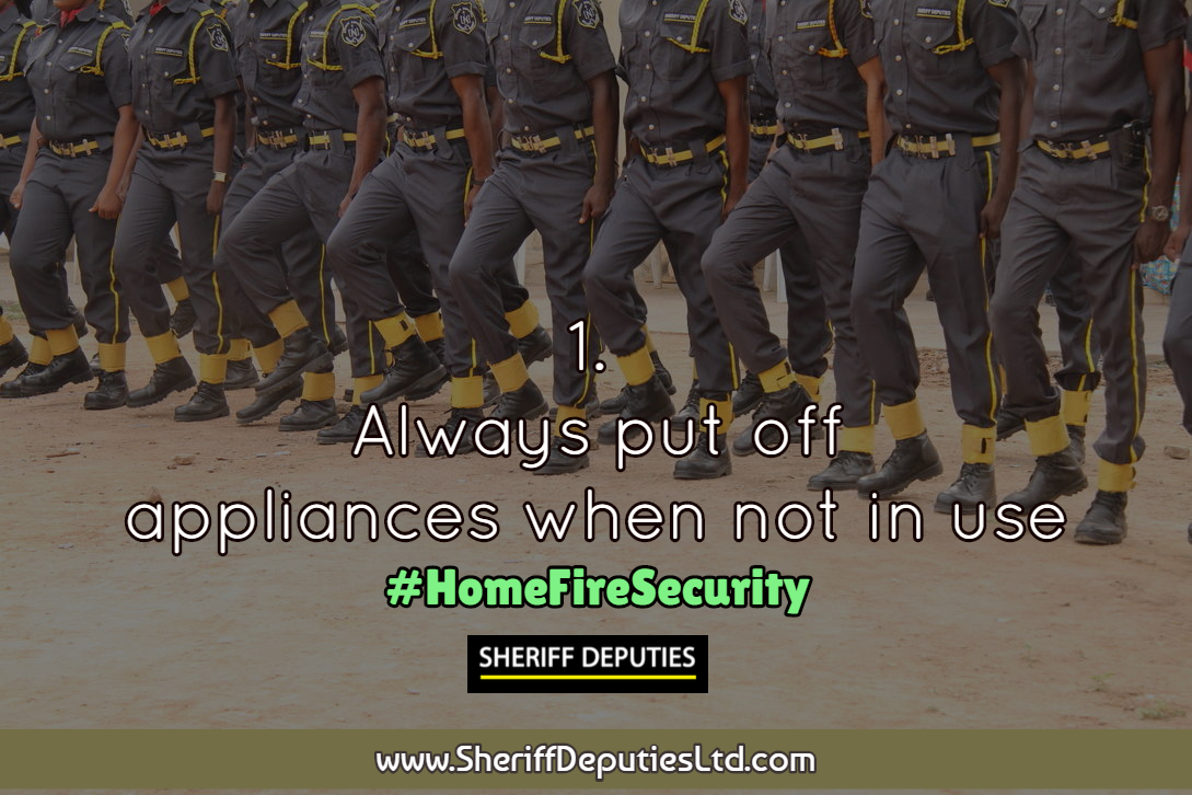 Home fire security 1