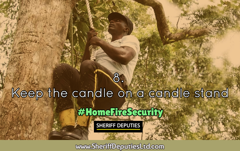 Home fire security 8