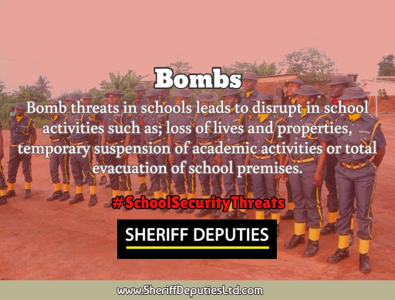 School Security Threats12