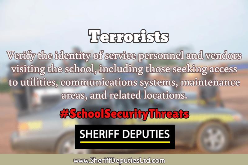 School Security Threats13