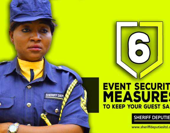 Event Security Measures