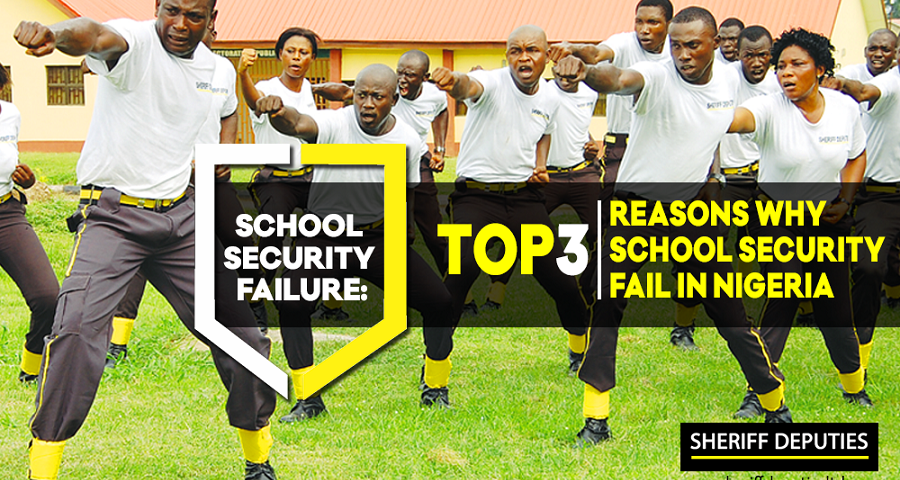 why school security fail
