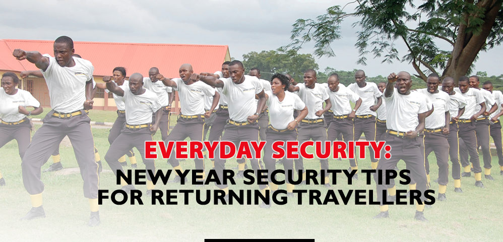 New Year Security Tips For Returning Travellers