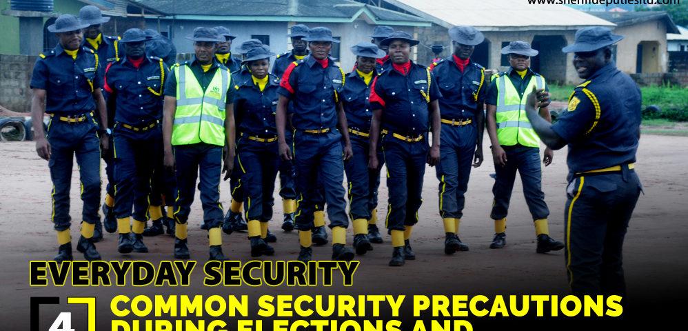 Election security in Nigeria