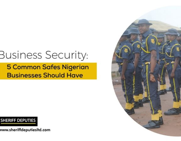 5 Common Safes Nigerian Businesses Should Have