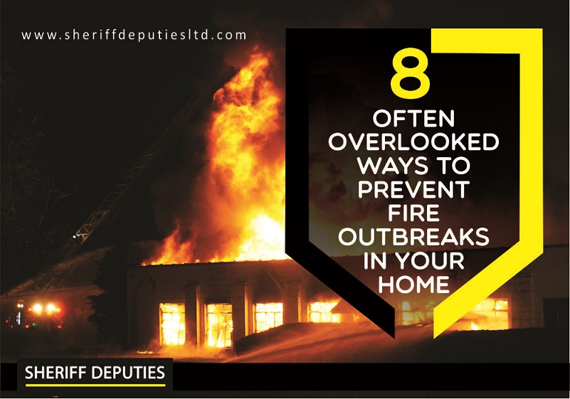 prevent fire outbreaks in your home1