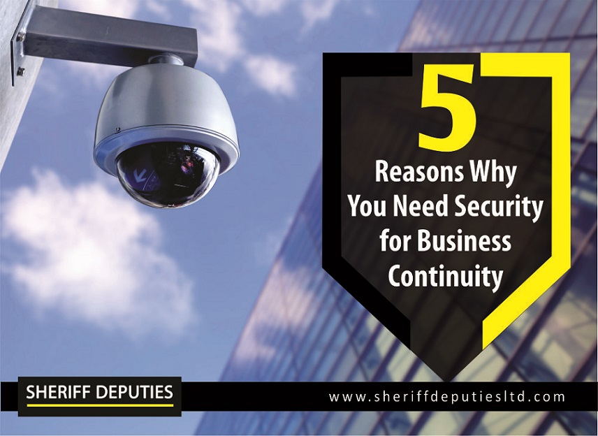 Security for Business Continuity