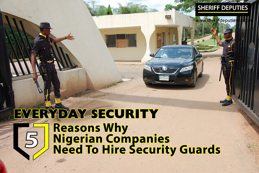 Why Hire Security Guards
