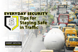 Staying Safe in Traffic