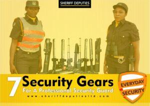 Security gears