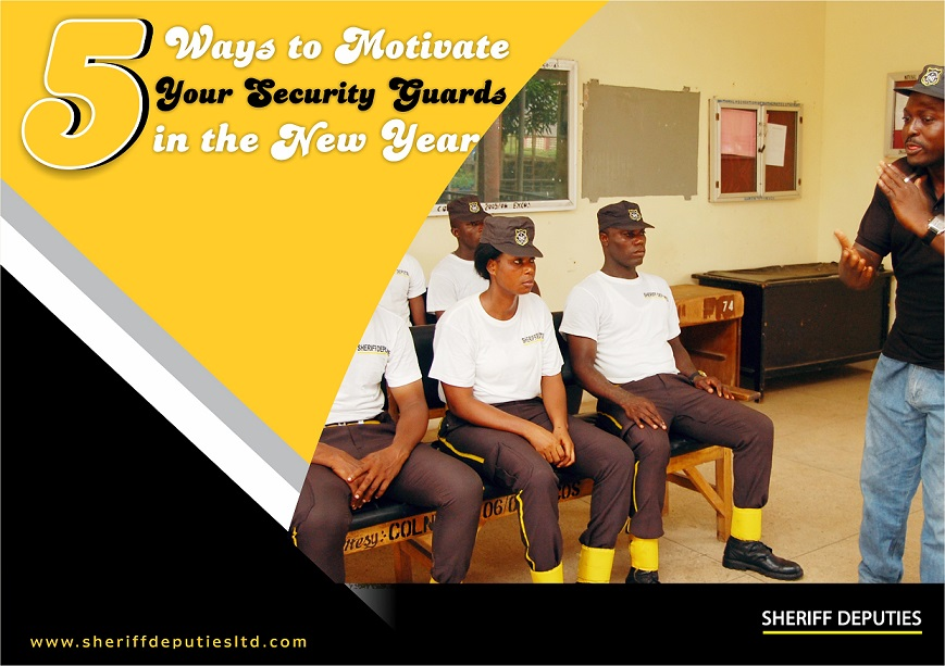 5 Ways to Motivate Your Security Guards in the New Year