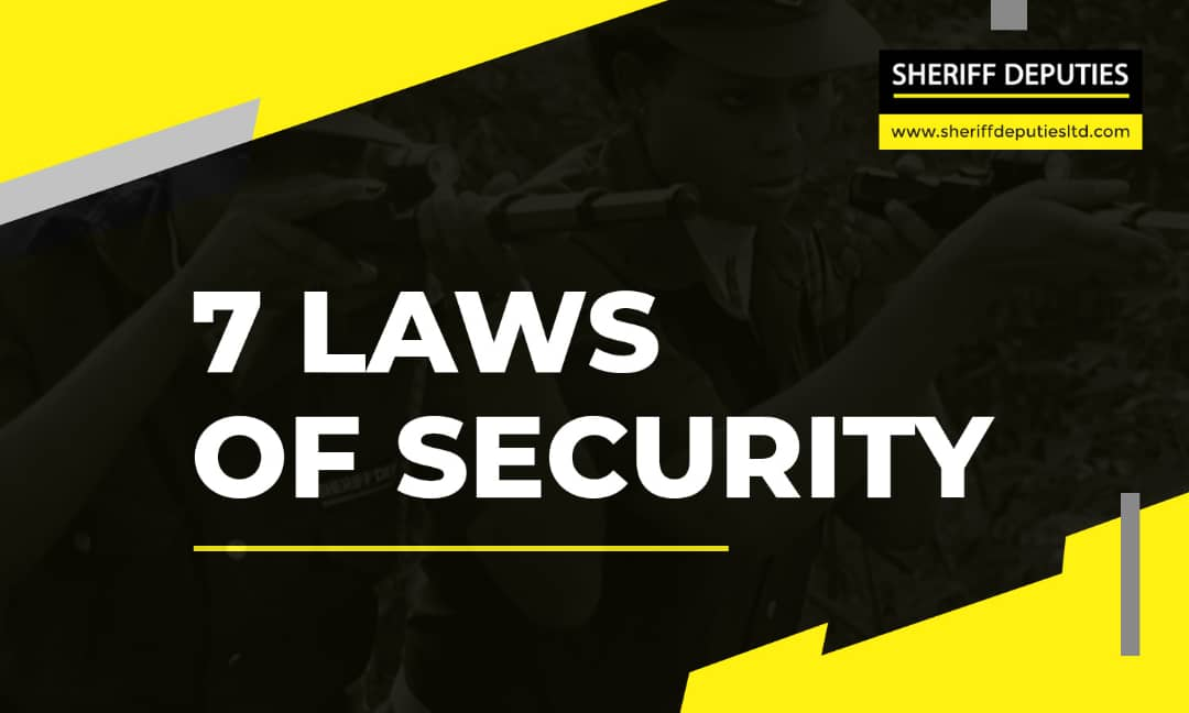 7 Laws of Security