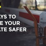 7 Simple Ways to Make Your Estate Safer